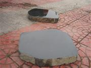 Outdoor pavement stone