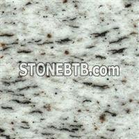 Camelia White Granite Slabs