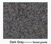Flamed Dark Grey Granite
