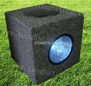 GRANITE SOLAR LIGHT FOR GARDEN