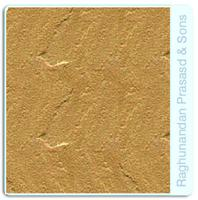 L.Yellow  sandstone