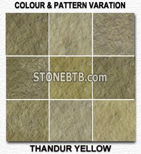 Thandur Yellow 1 Limestone