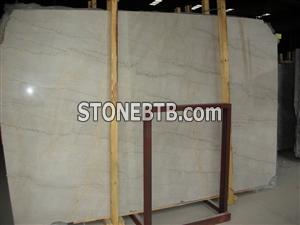 Golden Milk Beige Marble