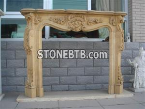 Sandstone Fireplace Parts