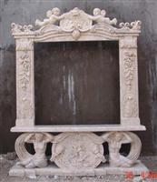 Marble Firepalce Surround
