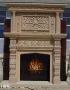 Outdoor Fireplace Surrounds
