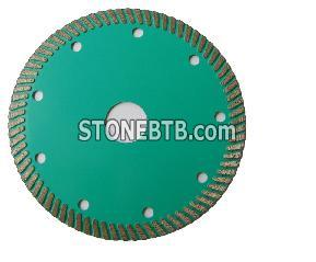 Turbo Cutting Blade For Granite