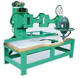 Basin Profiled Polishing and Cutting Side Machine
