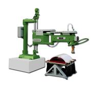 Manual Arc Polishing Machine