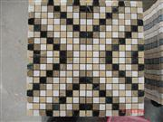 Split Mosaic Tile