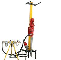 Pheumatic & Eletric D-T-H Drilling Machine