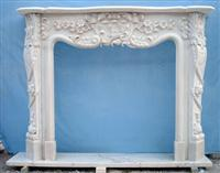 Marble Mantel