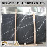 China Black Marble Nero Marquina Marble Good Price