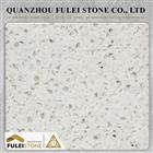 Crystal white quatz slab