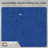 Artificial  Blue Quartz Slab