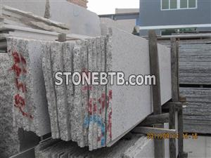 Discount red granite from China stone factory