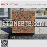 G562 Granite Maple red Leaf Orange Haitang slabs