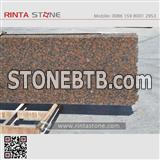 Baltic brown granite coffee diamond buff stone
