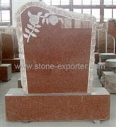 Granite Tombstone & Monument (European Style)