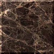 Marron Imperial light polished marble
