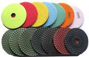 Turbo Polishing Pad