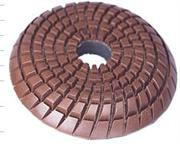 Convex Polishing Pad