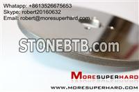 Eletroplated CBN Grinding Wheel for Band Saw Blades