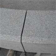 Granite Curved Curbstone
