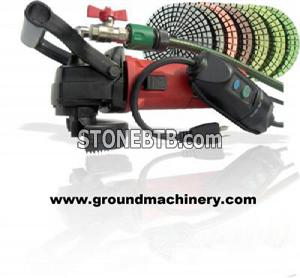 Wet Stone Polisher