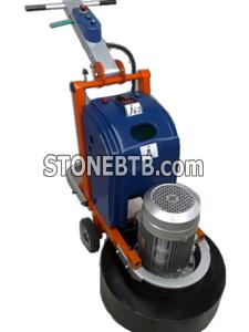 Concrete Marble Granite Floor Grinding And Polishing Machine