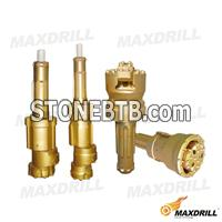 MAXDRILL Overburden Drilling Tools