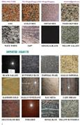 Natural Stone Granite Slab tile