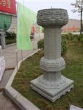 Shizhu, Luo Mazhu, culture column, view column Carvings, Sculptures