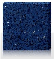 Deep Blue Kitchen Countertop
