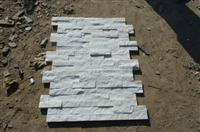 60x15 white interior wall decorative stone