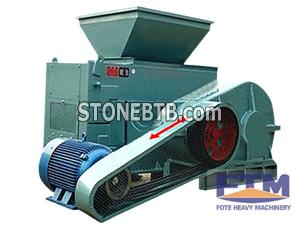 Energy Saving Briquette Press Machine/Energy Saving Roller Briquetting Machine