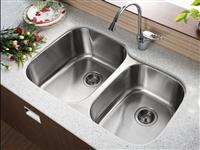 stainless steel under mount sink