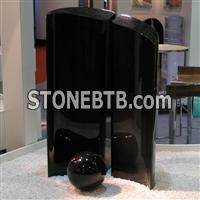 Granite Shanxi Black Monument