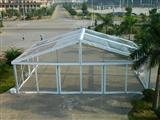New Transparent Marquee Tent