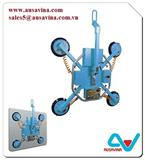 VL500 Lifter stone, saw machine, vacuum lifter, Aframe, carry clamp, material handling, dolley, slab rack