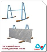 TRUCK A-FRAME frame for stone, stone storage a frame, truck aframe, stone rack, stone tool machine,granite, marble, move, transport