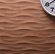 3D CNC Purple Sandstone Wall Panel