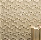 3D CNC Artificial Beige Stone Carving Panel