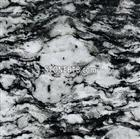 Black Wave Marble Tile