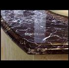 Rosso Lavento Marble Counter top