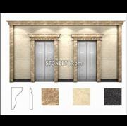 Stone Line Moulding