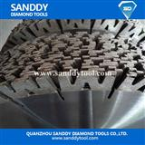 Granite edge cutting blade