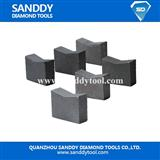 V Shape Granite Block Cutting Segment