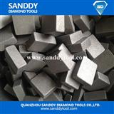 Sandwich Granite Block Cutting Segment