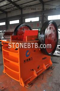 Jaw Crusher (PEF and PEX)